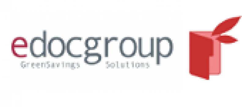 Salon Solutions RH : eDocGroup présente sa solution de dématérialisation des processus RH  Stand D3
